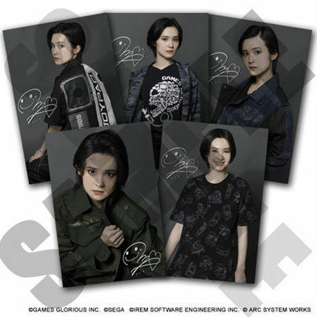 Only 2 Limited! Special Pack with M・A・O(MAO ICHIMICHI)`s  Autograph sign Poster