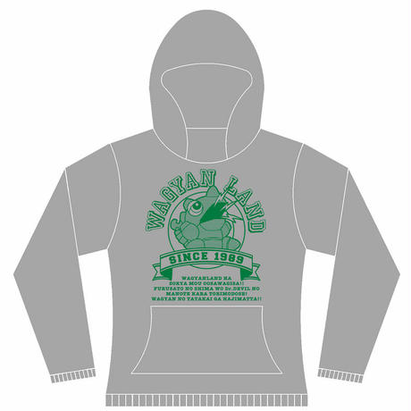 【 Wagyan Land 】Arcade  Hooded Sweatshirt
