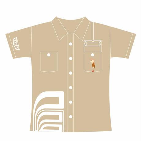 Elevator Action 〜Working Shirt〜 (khaki)