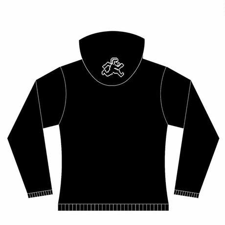 【 Metro Cross 】Arcade  Hooded Sweatshirt