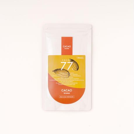 CACAO 77%(カカオ77%チョコレート)