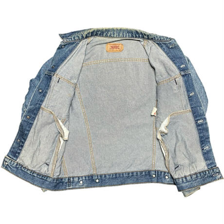 MADE IN USA製 LEVI'S デニムジャケット 70506-0216 ライトインディゴ 40Rサイズ