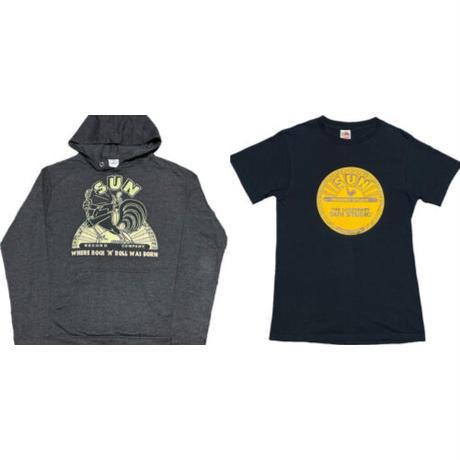 セット販売 おまけ付き SUN RECORD パーカー&Tシャツセット