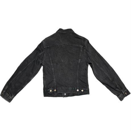 MADE IN CANADA製 LEVI'S ブラックデニムジャケット 75529-0260 ブラック Sサイズ