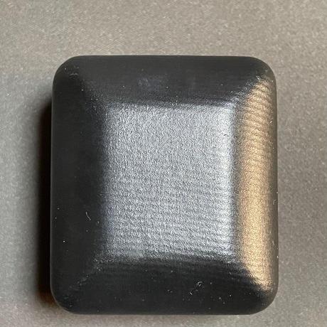 ケース付き 激レア 名作 TENDERLOIN comme des garconsモデル ダイヤ付きダラーリング シルバー925×8Kゴールド 8号