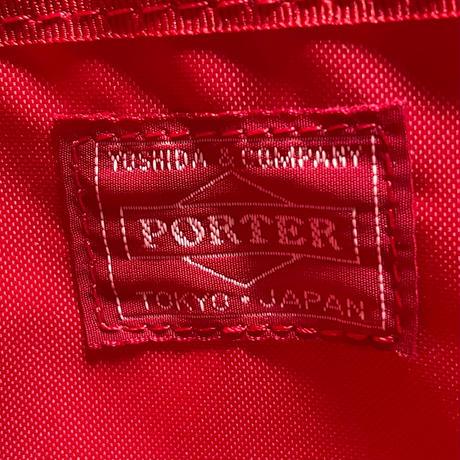 激レア 限定品 SUPREME × PORTER 08SS SUPREME代官山店10周年記念バックパック レッド Fサイズ