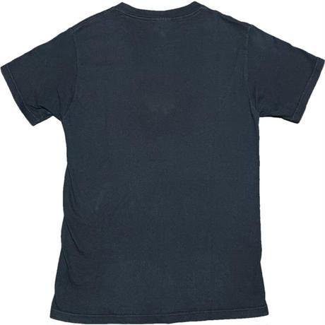 おまけ付き SUN RECORD STUDIO SUN STUDIOロゴプリントTシャツ FRUIT OF THE LOOMボディ ブラック Sサイズ
