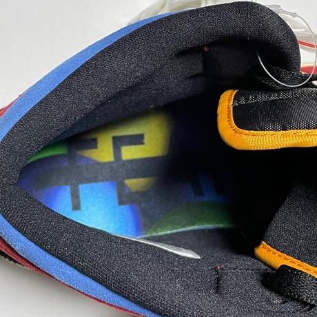 ☆黒タグ付き新古品☆ NIKE AIR JORDAN1 MID SE FEARLESS BLUE THE GREAT スニーカー マルチカラー 10.5/28.5cm