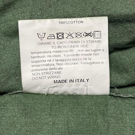 【TOMORROWLAND取り扱い】MADE IN ITALY製 GOLDEN GOOSE DELUXE BRAND 長袖迷彩柄シャツ 迷彩 XXSサイズ