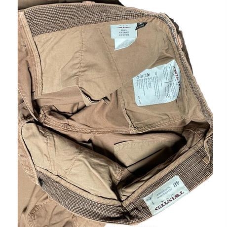 GTA TWISTED コットンカーゴパンツ ブラウン 48サイズ