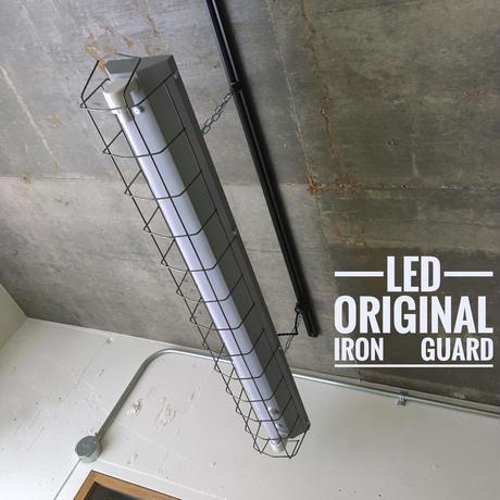 【GR-1LG04】 配線ダクト用1灯 LEDライト ツヤ消しグレー