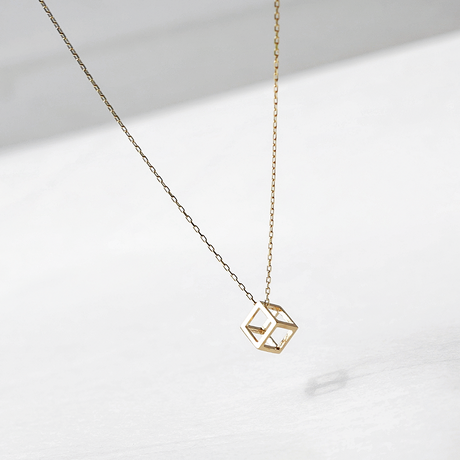 IP CUBE NECKLACE