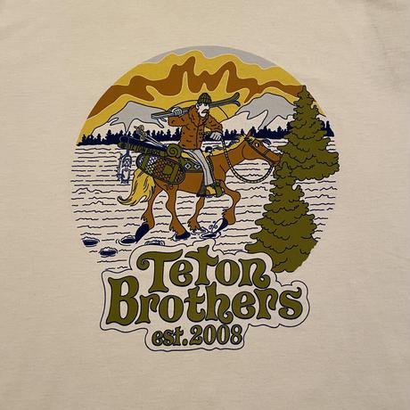 Teton Bros  TB Ski Cowboy Tee