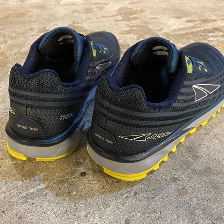 ALTRA TIMP TRAIL 2 MOROCCAN BLUE/YELLOW