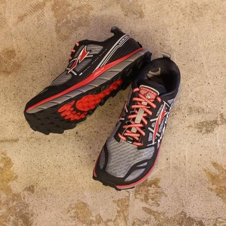 LONE PEAK 3.0 M BLACK/RED