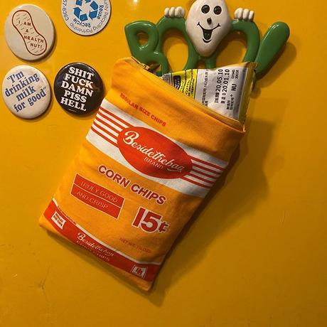 "[BesideTheBag]  ""corn chips snack bag"""