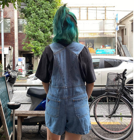 [USED]ワンピーススカート風OVERALL