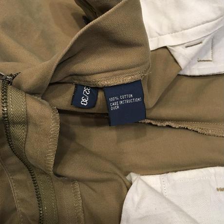 [USED] Polo Ralph Lauren 2タックチノ