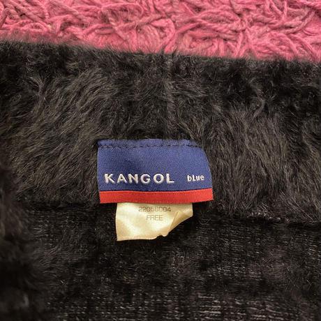 [USED]KANGOL ファーゴラビーニー♡