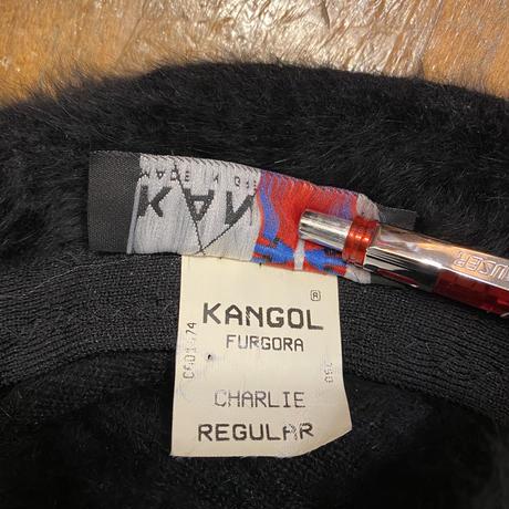 """[USED] made in U.K. """"KANGOL"""" ファーゴラHAT♡"""