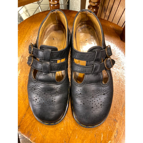 [USED] Dr.Martens メリージェーン/ MADE IN ENGLAND.