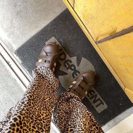 [USED]  adidas  ベルクロ BROWN