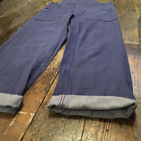 [USED] BLUE COTTON  オーバーオール