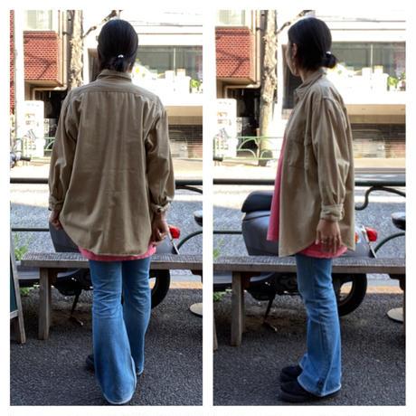 [USED] vintage CHINO SHIRTS