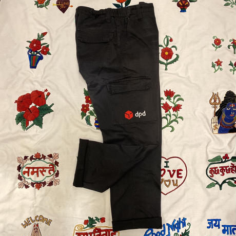 "[USED] ""dpd"" EURO WORK PANTS!"