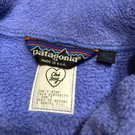"""[くらぶセクシー]🌼Vintage""""Patagonia""""ZIPアップフリース🌼"""