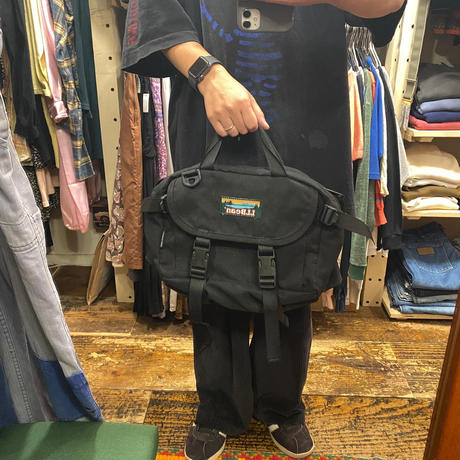 [USED]  90's L.L.BEAN 3WAY ウエストPOUCH