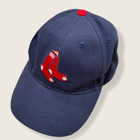 [USED] RED SOX 🧦CAP