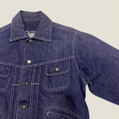 [USED] イイ色 VINTAGE DENIM JACKET♡