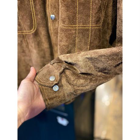 [USED] OLD 'Sears' スエード ジャケット