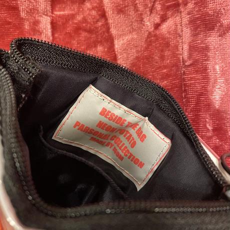 "[BesideTheBag]""classics #002 B"" mini pouch"