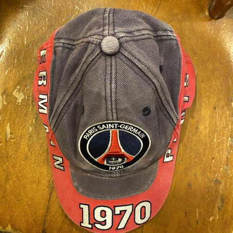 "[USED] ""PARIS SAINT-GERMAIN"" CAP!"