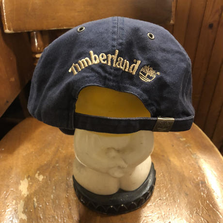 [USED] Timberland NAVY CAP