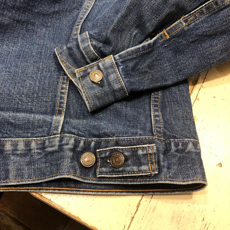 [USED] VINTAGE Levis Gジャン GOODカラー!