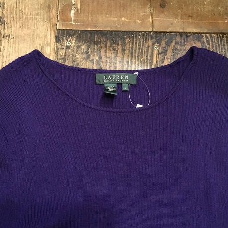 [USED] Ralph Lauren KNIT ONE PIECE
