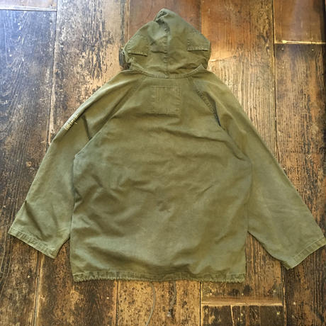 "[USED]  ""for big boys""ARMY PARKA"