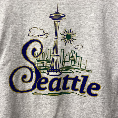 "[USED] ""Seattle"" goodプリントTee♡"