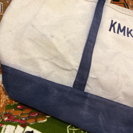 "[USED] ""KMK"" BIG TOTE!"