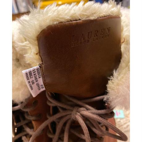 [USED] LAUREN -Ralph Lauren- WINTER  BOOTS