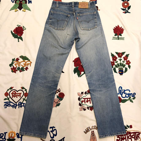 [USED] 80's Levi's 501 made in U.S.A.🇺🇸