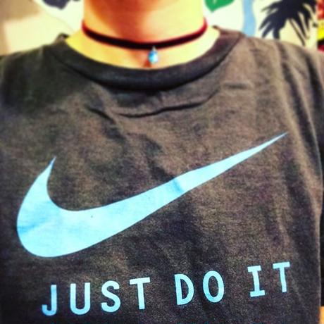 [USED] NIKE JUST DO IT Tee