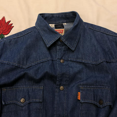 [GARDE-Nworks]  Levis 4-POCKET DENIM  JKT