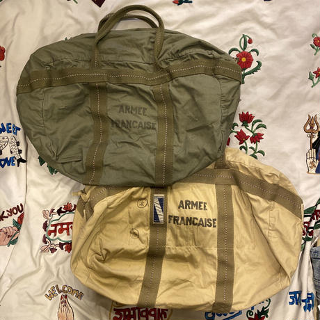 [SELECT] France ARMY コットンバッグ(repro)