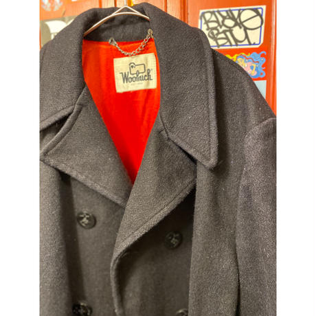[USED] 'Woolrich🐏' Pコート