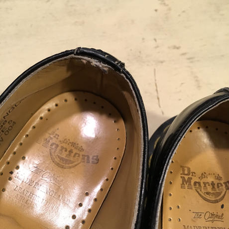 [USED] Dr.Martens  厚底 エナメルシューズ