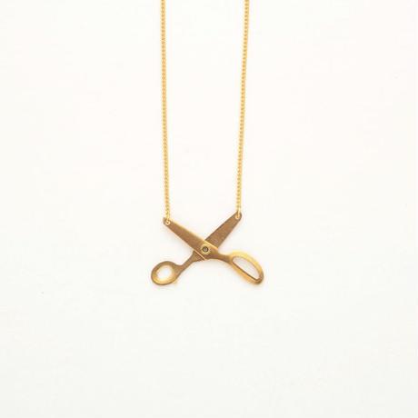 [Aquvii] Cut necklace